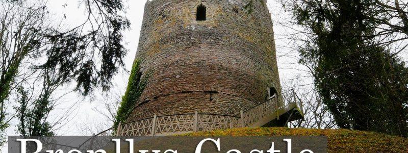 Exploring The Beautiful Bronllys Castle