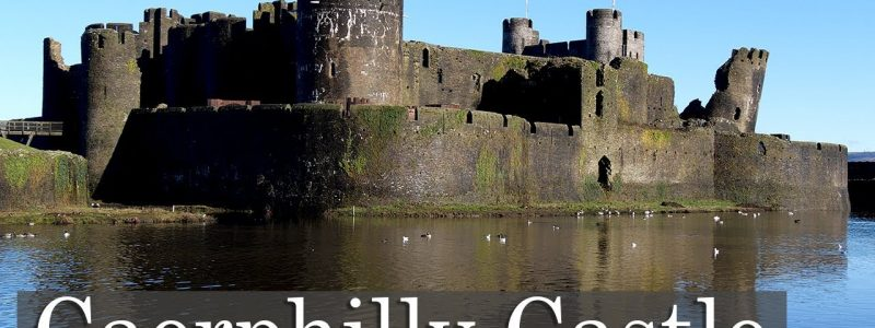 The Biggest Castle in Wales – Caerphilly Castle