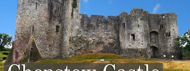 Why is Chepstow Castle so big?