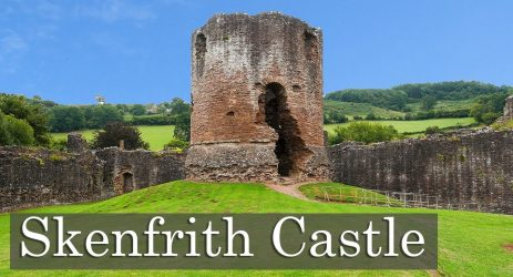 Brilliant Place To Be A Kid!  Skenfrith Castle