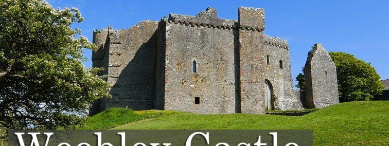 Super Special Weobley Castle (It's Not Quite A Castle)