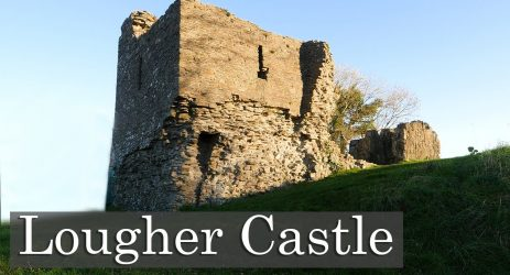 Take A Look At Loughor Castle (Pronounced Lucker)