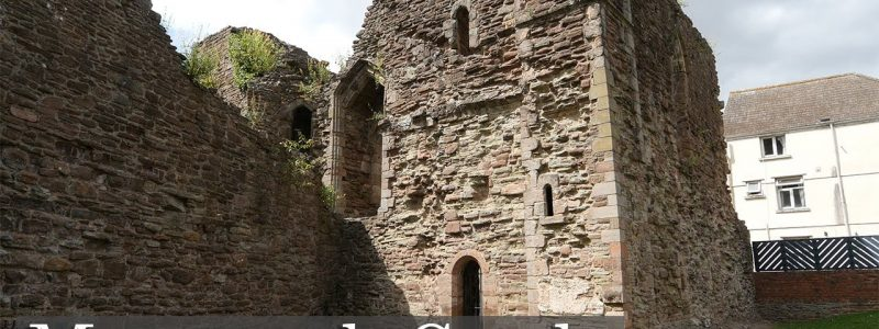 Birthplace of King Henry V – Monmouth Castle