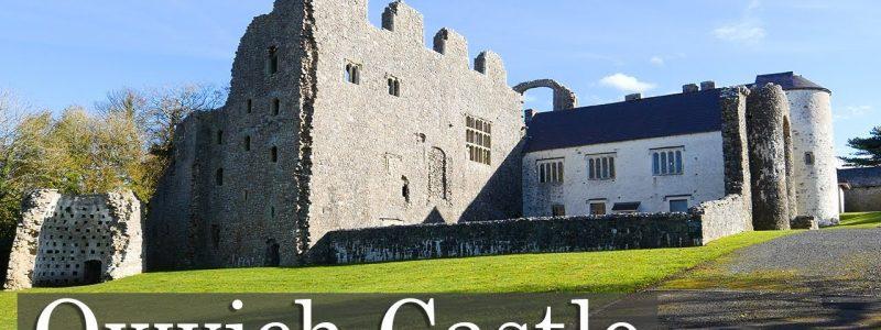 If Oxwich Castle Isn't A Castle, What Is It?