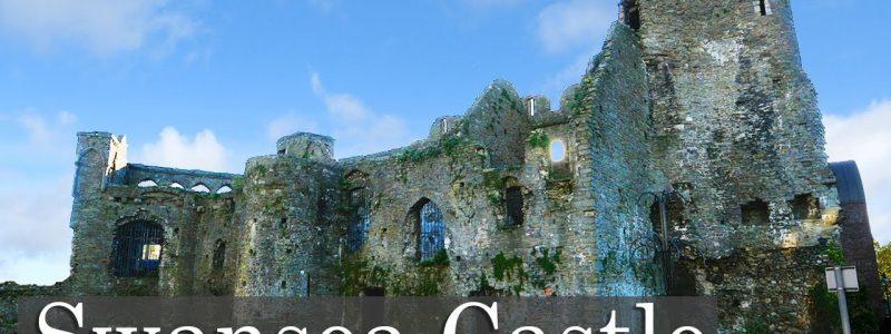 The Ruin In A City – Swansea Castle