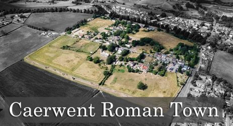 What did the Romans Ever Do For Us? Caerwent Roman Town (Venta Silurum)