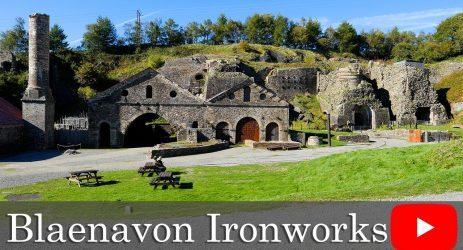 Blaenavon Ironworks – Where better steel was born!