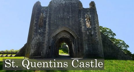 Tiny Castle, Big Impact – St. Quentins Castle