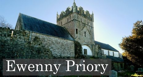 Ewenny Priory Doesn't Know What it Wants to be Yet – Age 880