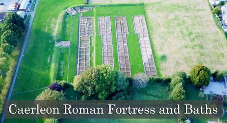 Rub-A-Dub-Dub, A Roman in a Tub – Caerleon Barracks and Baths