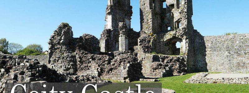 "Coity Castle – Home of Sir Payn ""the Demon"" de Turberville"